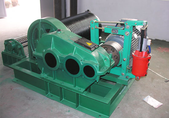 High Speed Winch 10 Ton