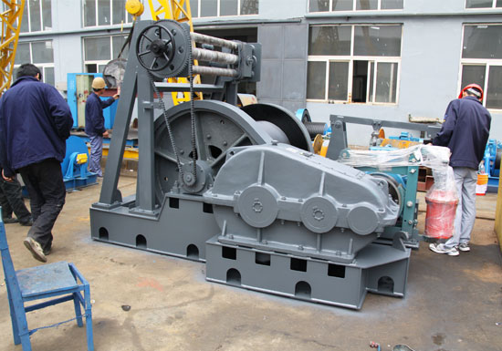 100 Ton Electric Winch