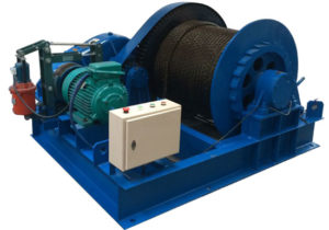 Heavy Duty 100t Winch