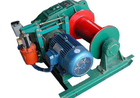 Quality 2 Ton Electric Winch for Sale