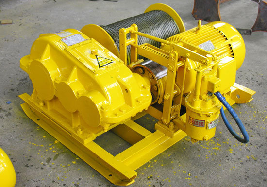Fast Speed Winch 2 Ton