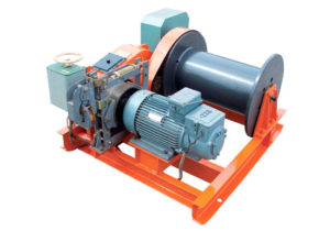 2 Ton Winch Machine