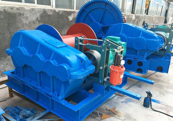 20 Ton Cable Winch