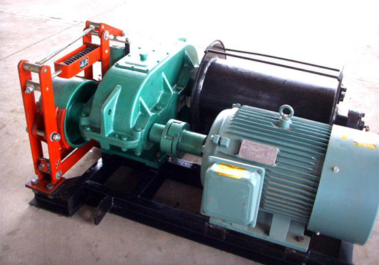 20 Ton Mine Winch