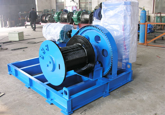 3 Ton Electric Winch