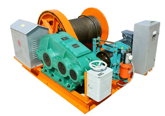 4 Ton Electric Winch