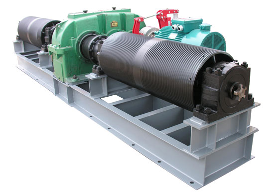 Slow Speed Electric Winch 5 Ton