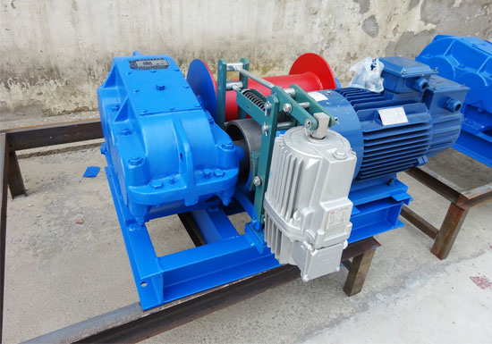 5 Ton Winch for Construction