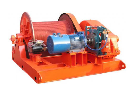 6 Ton Electric Winch
