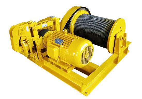 JK High Speed Winch 5 Ton