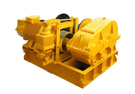 AQ-JK Series High Speed Winch