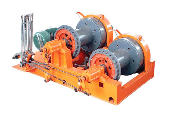 JKL Electric Pulling Winch