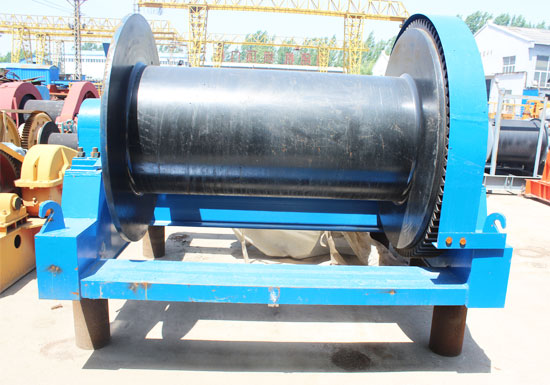 AQ-JM Slow Speed Electric Winch for Construction
