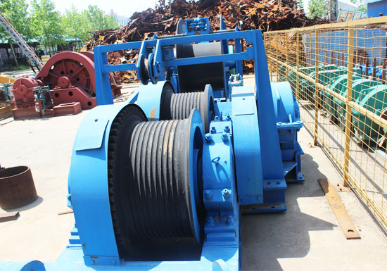 JMM Friction Winch for Sale