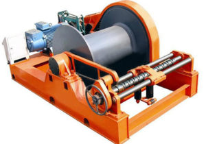 JMM Electric Winch 50 Ton