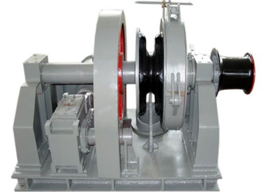 Anchor Chain Winch