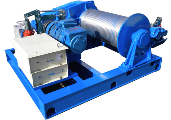 Construction Winch - Various Winch Machines for Construction