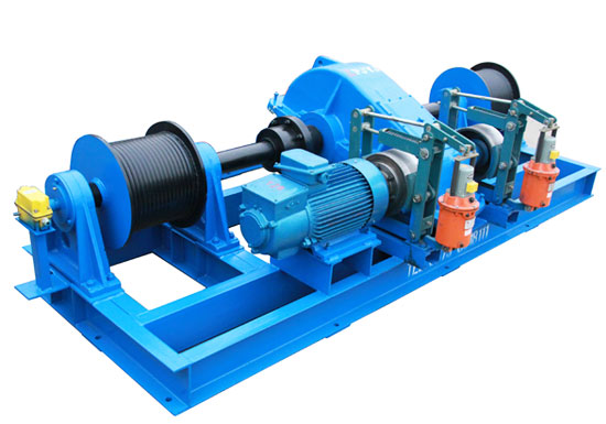 Double Drum Winch