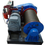 Electric Cable Winch