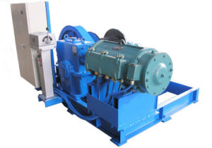 Electric Marine Winch