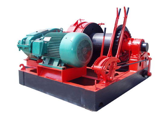 AQ-JKL Electric Piling Winch Supplier