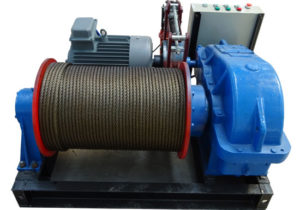 Electric Pulling Winch for Sale