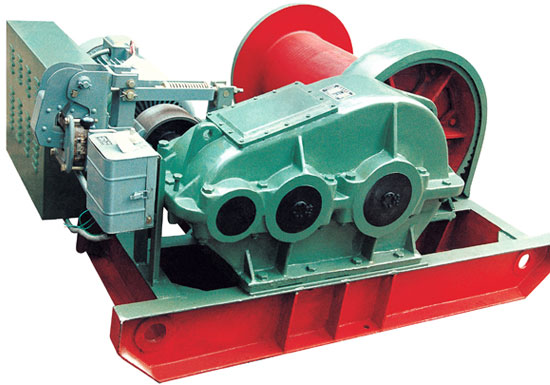 AQ-JK Fast Speed Winch 4 Ton