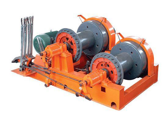 AQ-JMM 15 Ton Electric Winch