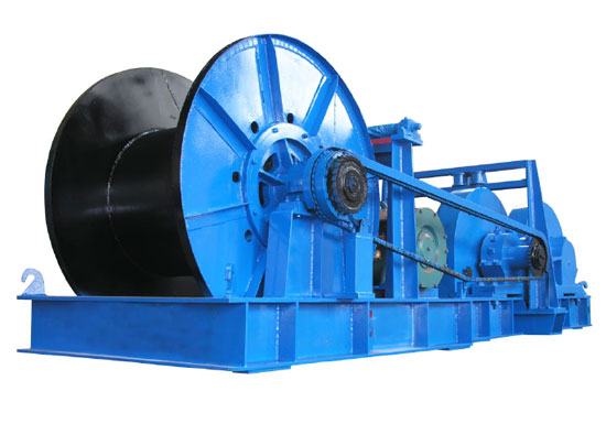 AQ-JMM Friction Type Electric Winch