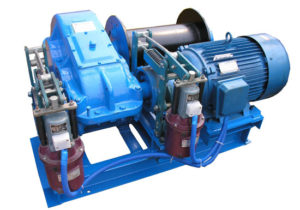 AQ-JK Series High Speed Electric Winch