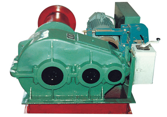 AQ-JK Series Power Cable Winch