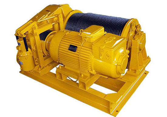 JK High Speed Electric Winch for Lifting