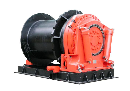 Heavy Duty Hydraulic Marine Winch
