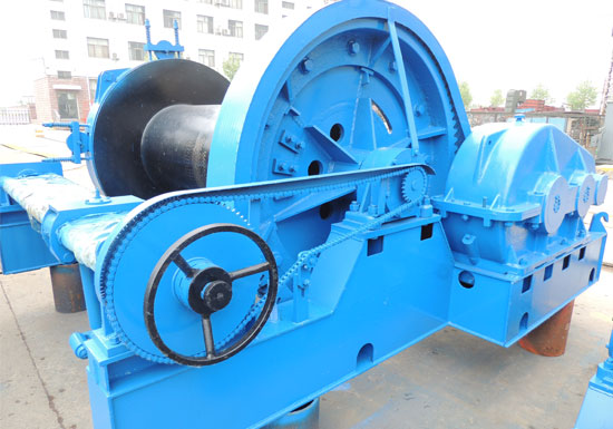 Lifting Winch for Sale