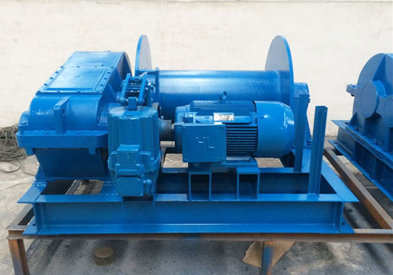 Light Duty 15 Ton Winch