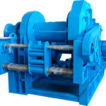 Marine Drum Winch