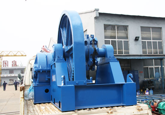 Marine Electric Anchor Winch