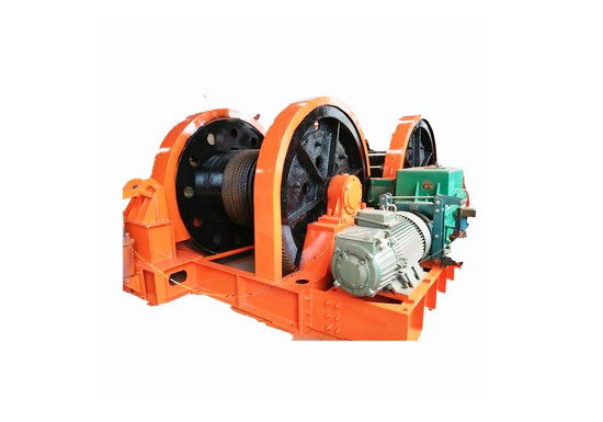 Shaft Sinking Electric Winch