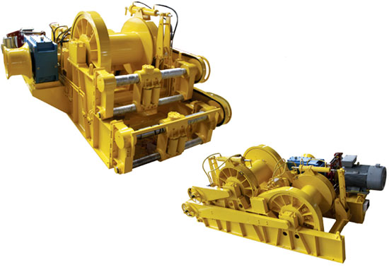 JMM Friction Winch