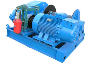 Quality 15 Ton Electric Winch for Sale