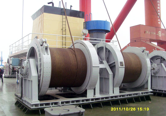 Quality Marine Drum Winch for Sale
