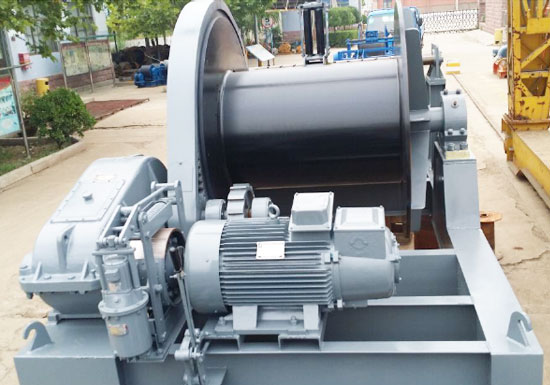 AQ-JM Series 50 Ton Electric Winch