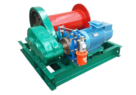 AQ-JM Slow Speed Winch for Sale