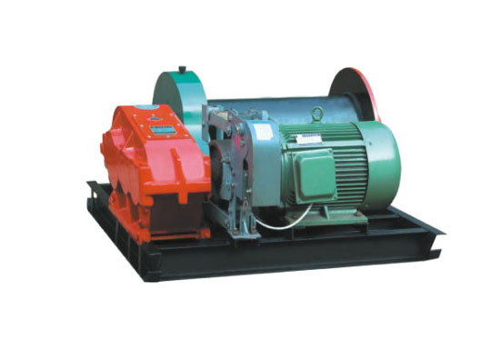 JM Slow Speed Winch 3t