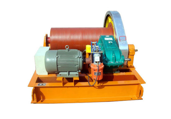 AQ-JM Series 4 Ton Winch