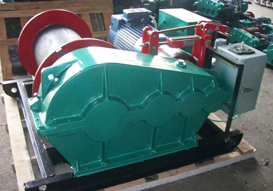 JM Slow Speed Lifting Winch