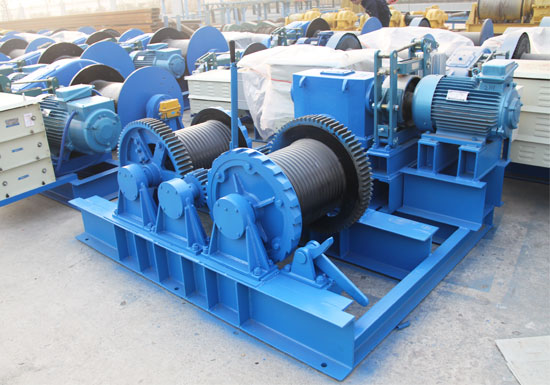 Drum Electric Winch