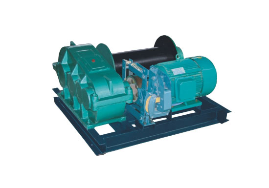 Small Lifting Winch