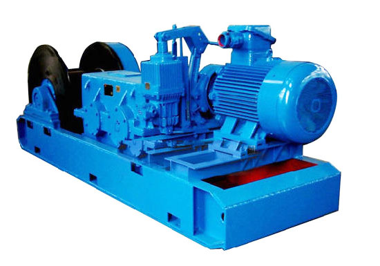 Electric Winch For Mining