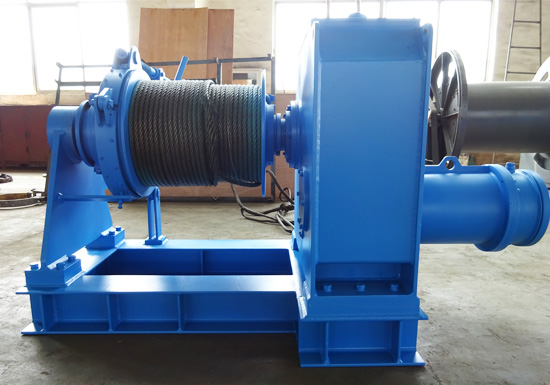 5 Ton Electric Winch for Marine